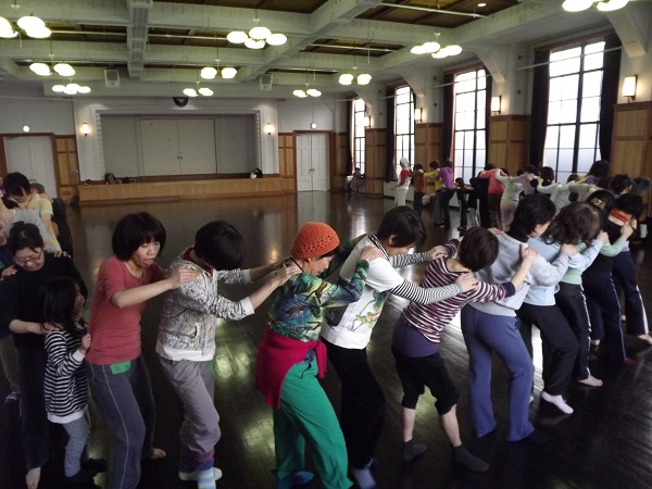 dance workshop 2012