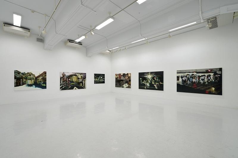 new incubation4「YuramekiTokeyuku-Yasue Kodama×Tetsuji Nakanishi」<br /> Tetsuji Nakanishi (Photo by:Takuya Oshima)