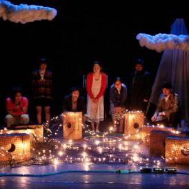 『ピラカタ・ノート』 2011年4月 アトリエ劇研 撮影:竹崎博人