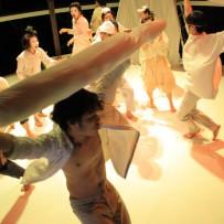 『さらば箱舟』 2012年2月 アイ・ホール 撮影:清水俊洋