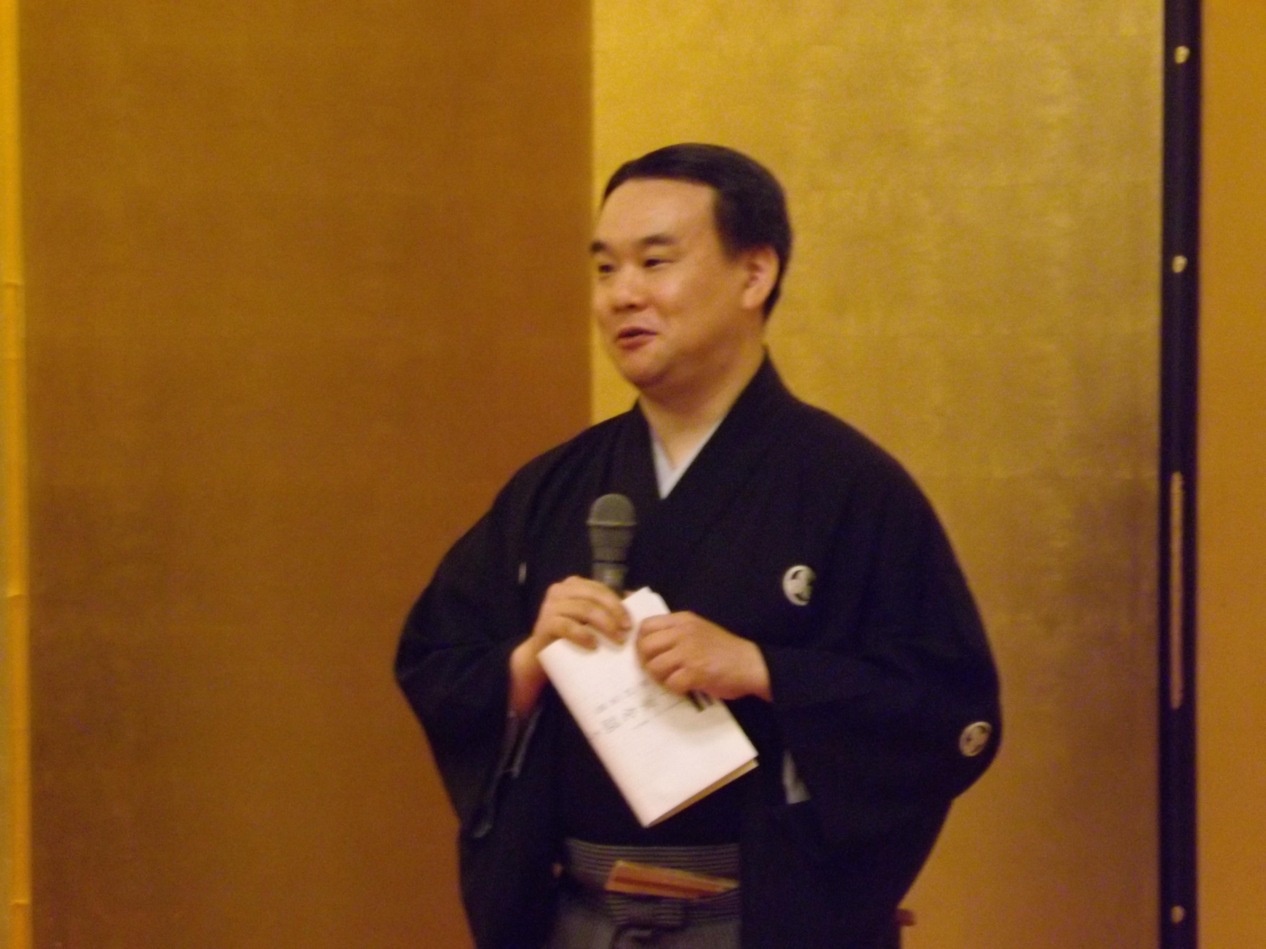 2012年度 企画・ナビゲーター:田茂井廣道氏