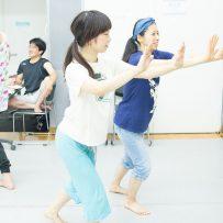 【明倫ワークショップ】ウミ下着「ウミ下着のハッピーラッキーレディオダンス」