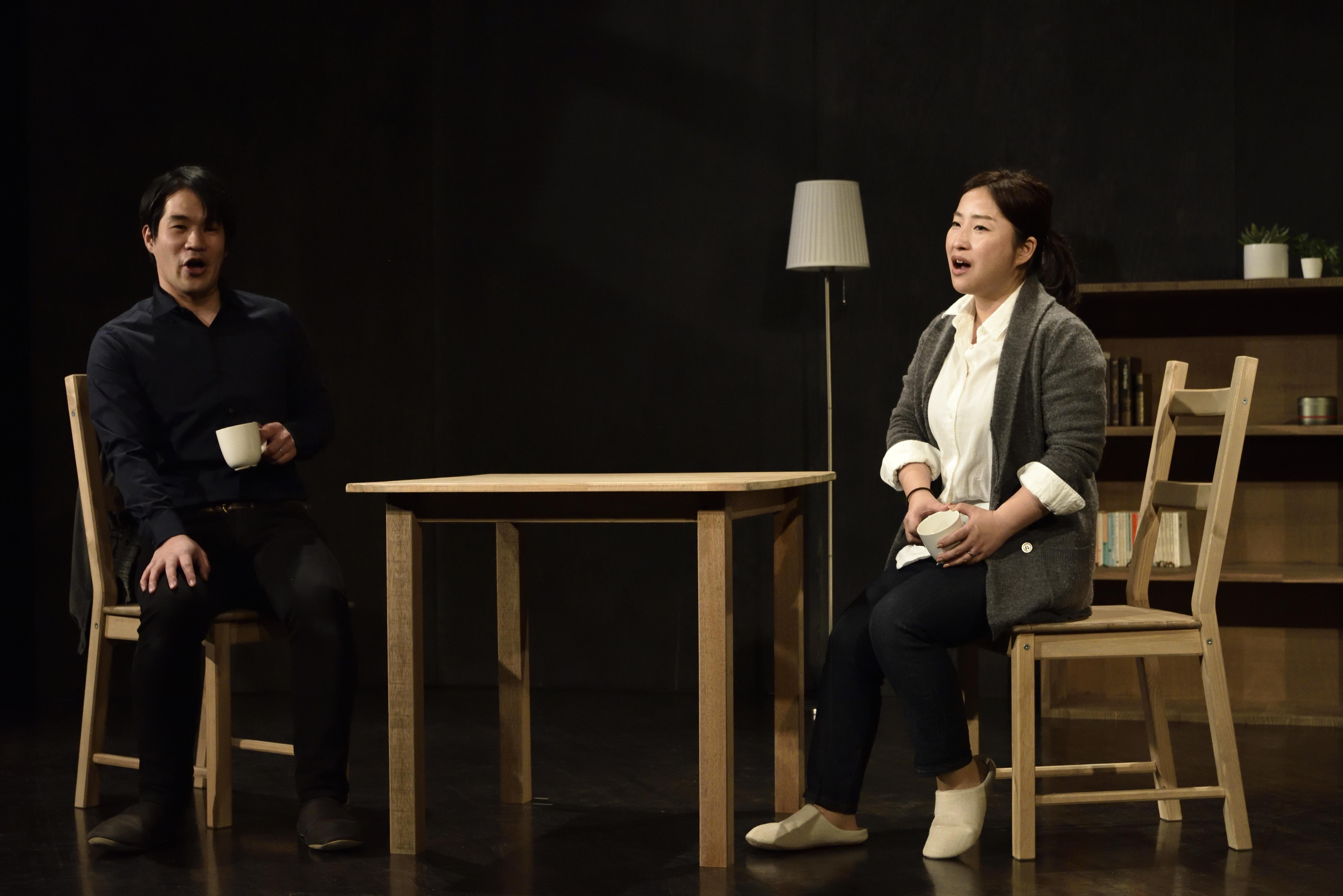 カテゴリーA『小さなオペラ【木の匙】』撮影:大島拓也