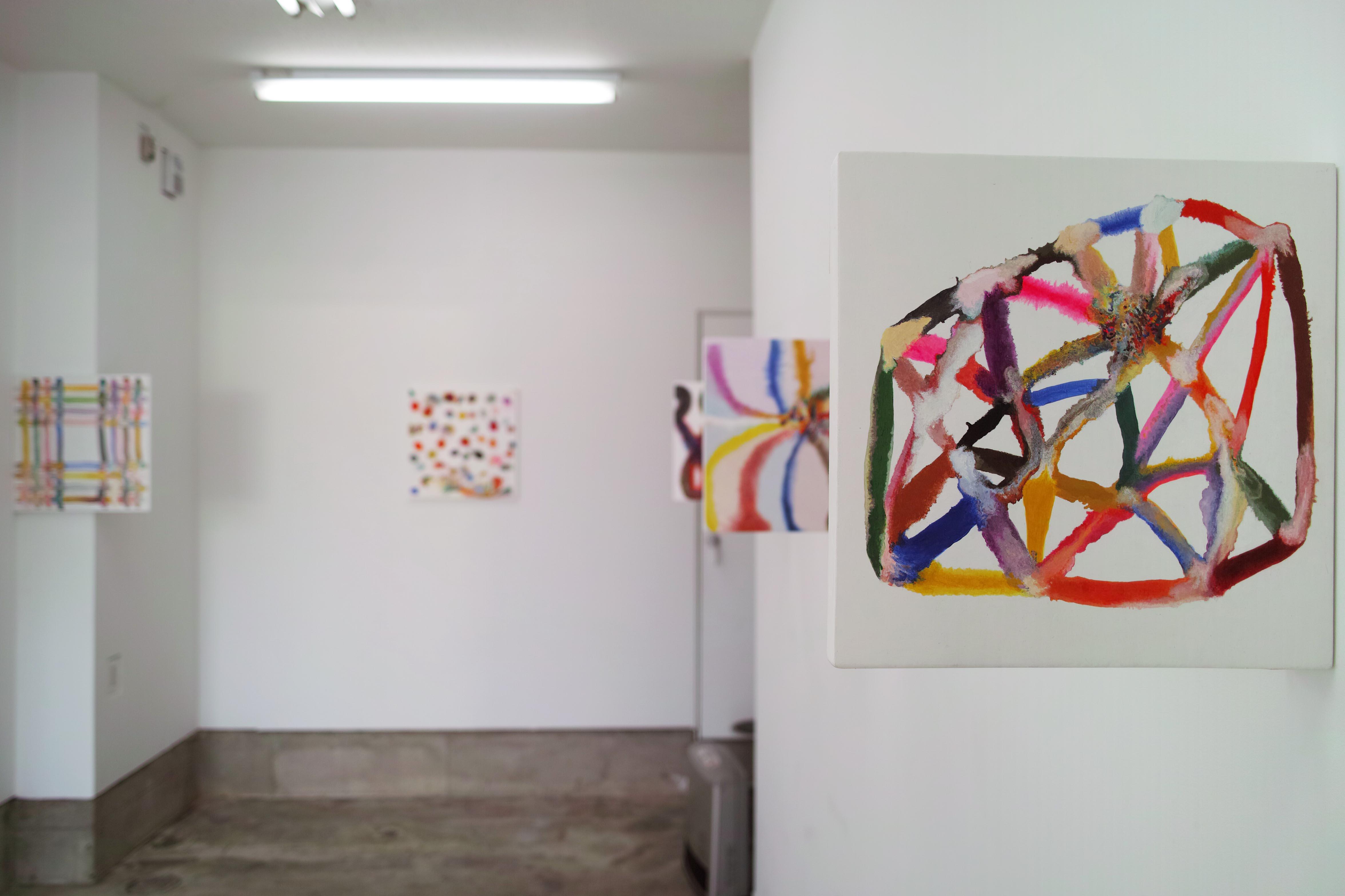 加藤巧『Clock Works』(GALLERY MIKAWAYA、愛知、2017)