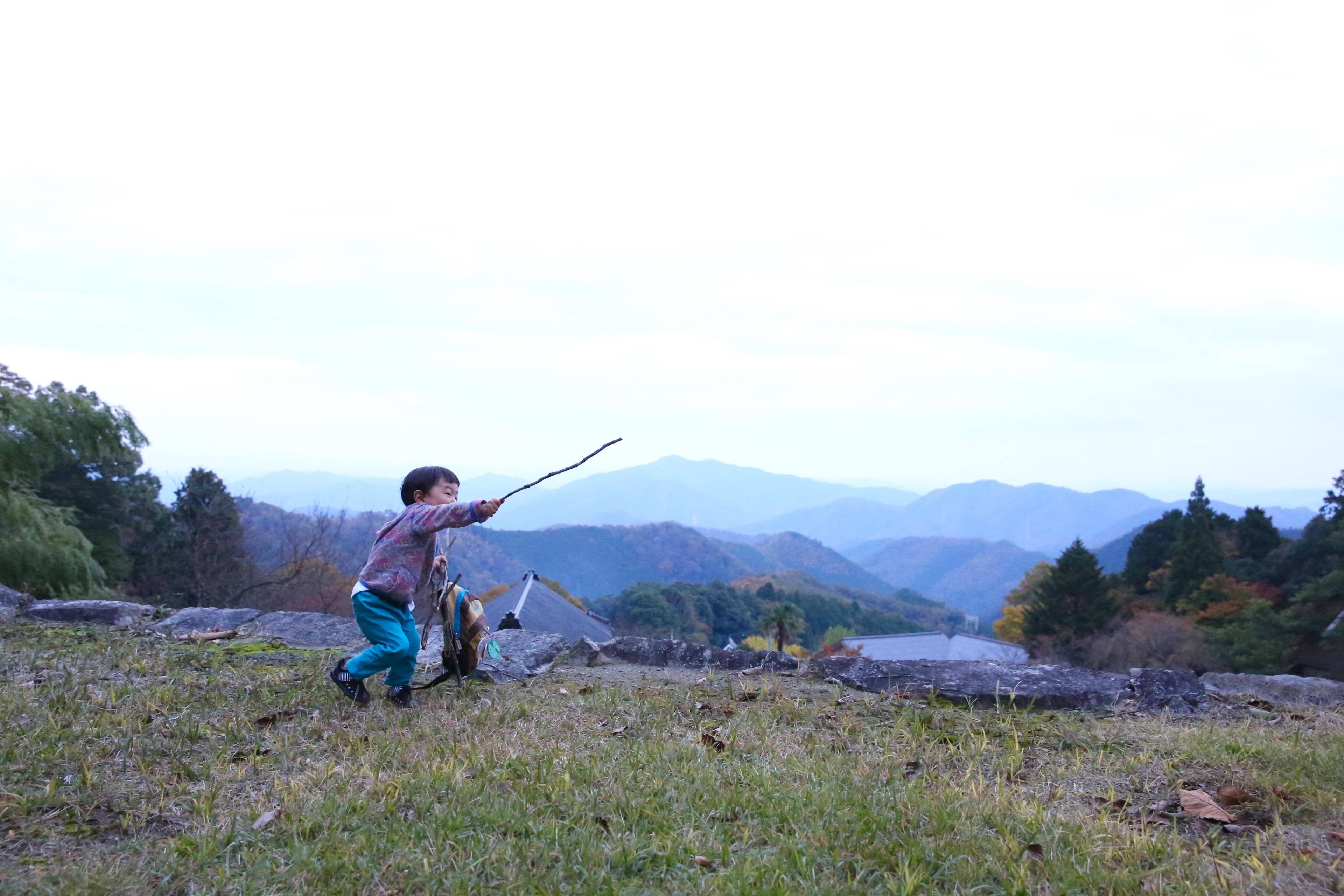 山山アートセンターをつくる Photo by Tomomi Kitami