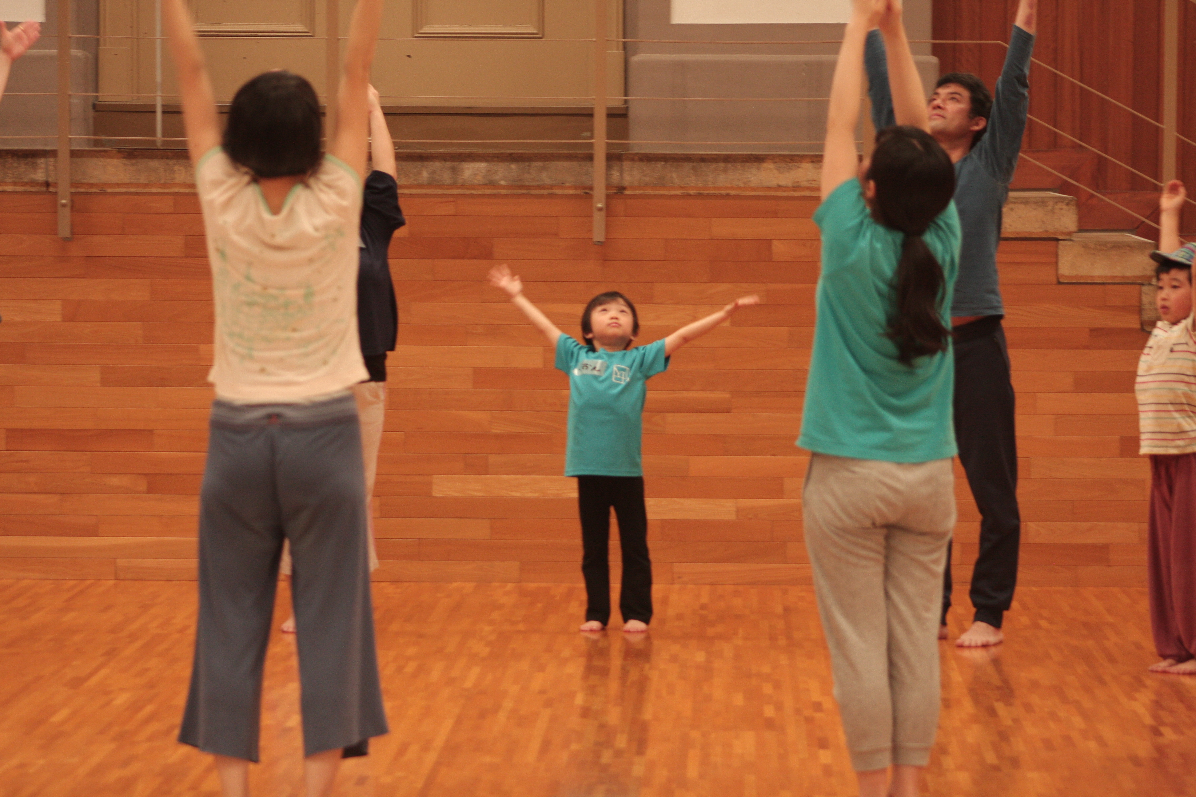 2018 こどもとおとなクラス 撮影:下野優希