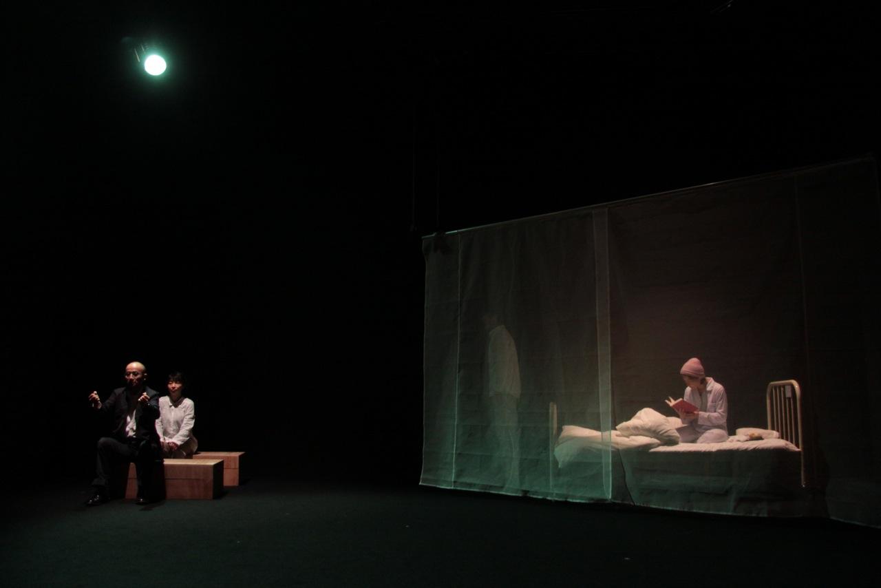 正直者の会.lab公演「私と本屋の嘘」2016年11月