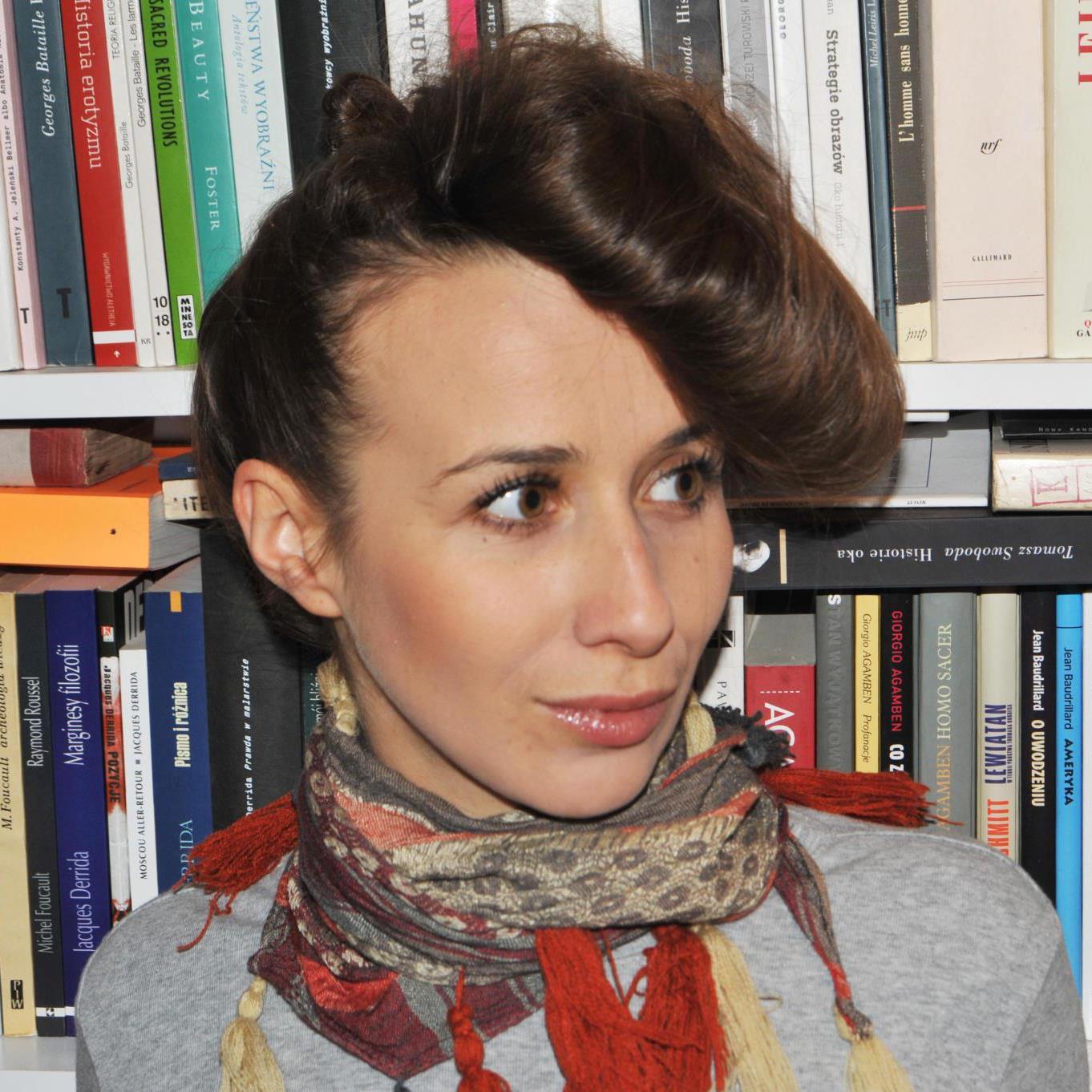 ユリア・ホレヴィンスカ Julia Holewińska