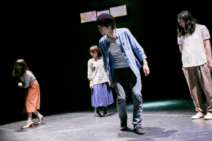 「愛と退屈の国」@アトリエ劇研 photo by 河西沙織(劇団壱劇屋)