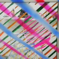 KYOTO EXPERIMENT 2014 金氏徹平『四角い液体、メタリックなメモリー』