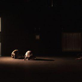 『擬娩』(2019) 演出:和田ながら 美術:林葵衣 Photo by Yuki Moriya