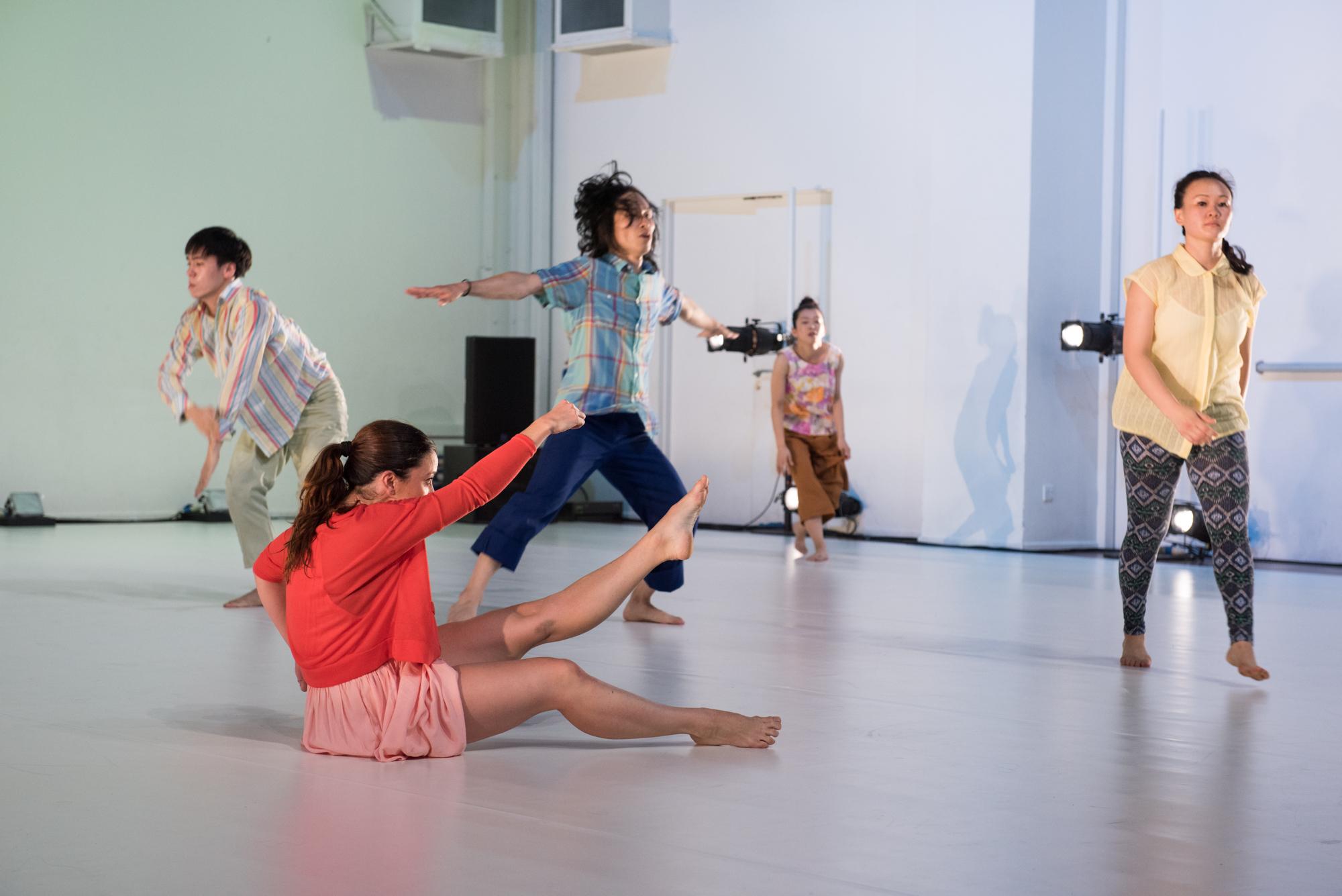 『RE/PLAY Dance Edit』シンガポール公演 Photo by LAW Kian Yan