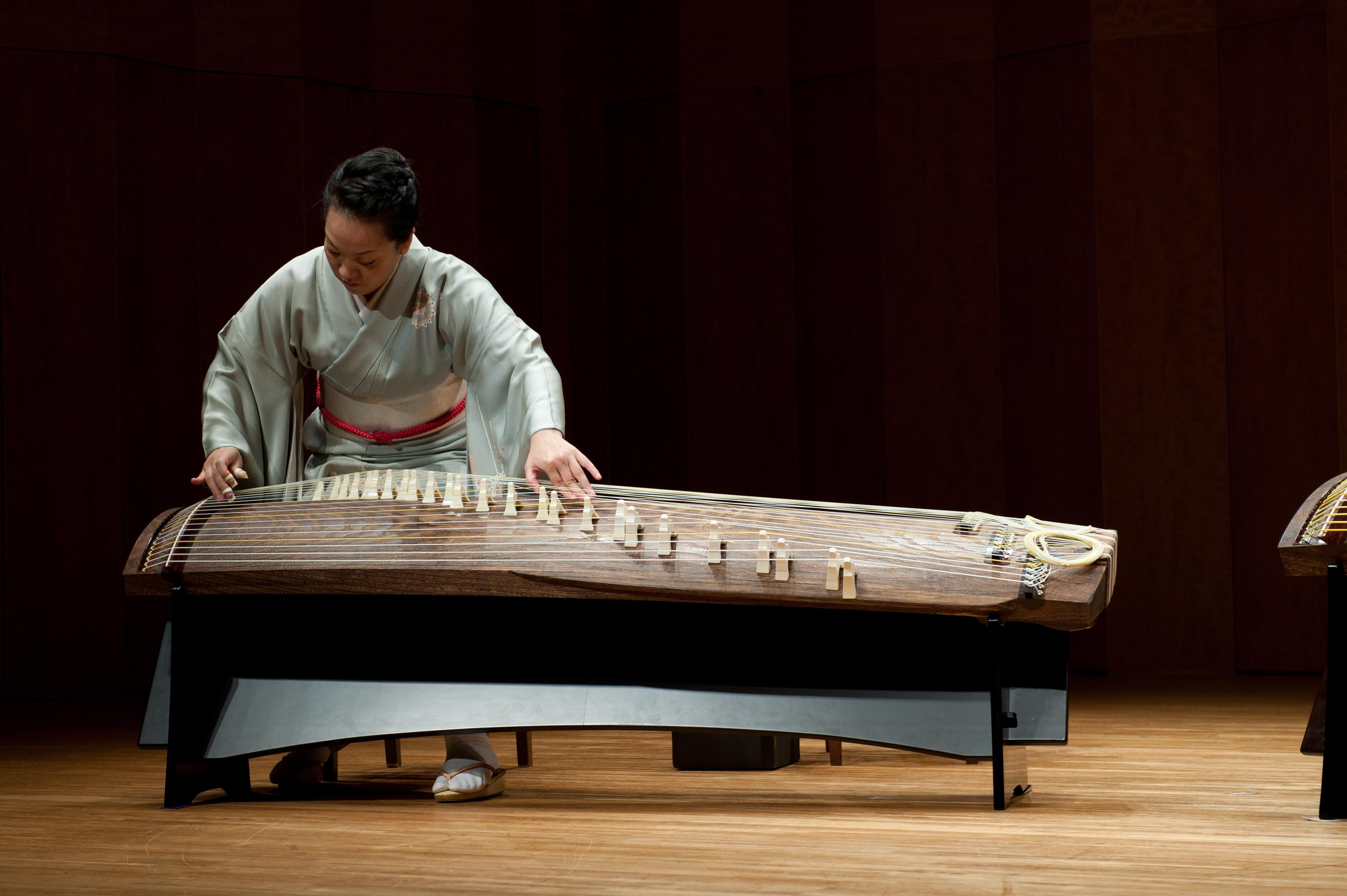横山佳世子(「第56回:箏曲」)