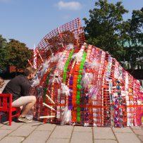 チェ・ジョンファ ワークショップ(東アジア文化都市2017京都「アジア回廊 現代美術展」関連企画)