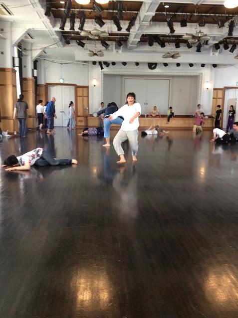 京都国際ダンスワークショップフェスティバル2016より