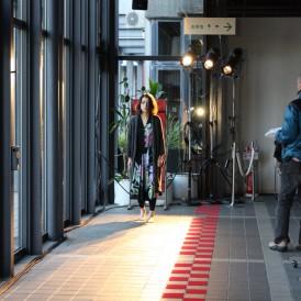 下鴨車窓#9『小町風伝』2012.1@兵庫・アイホール 撮影=築地静香