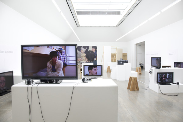 courtesy of the artist and Contemporary Art Center, Art Tower Mito 「田中功起 共にいることの可能性、その試み」(2016)水戸芸術館現代美術ギャラリー