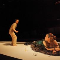 下鴨車窓#8『人魚』2011.7@兵庫・アイホールほか 撮影=清水俊洋