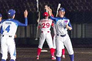 PLAY BALL KYOTO 撮影:松見拓也