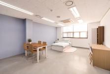 SDC内宿泊施設