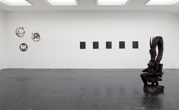 photo credit: Simon Vogel, Cologne デンマーク出身のアーティストSidsel Meineche Hansenによる個展