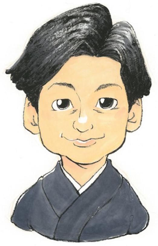 片山伸吾 イラスト:オガワツヨシ