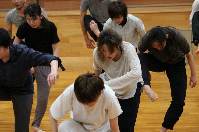 京都国際ダンスワークショップフェスティバル2019 フランチェスコ・スカベッタ