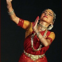 <ダヤ・トミコ ダンスフィールド>Vol.1「表現の魅力~インド舞踊と邦楽・琵琶~」