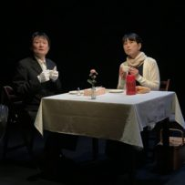《明倫ワークショップ》広田ゆうみ+二口大学「からだで本をよむ 16」