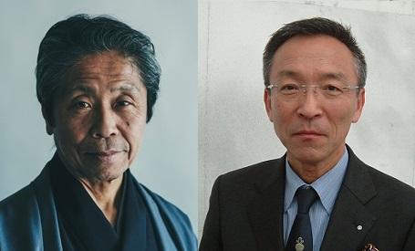 細尾真生氏・里中勝司氏