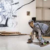 NAZE 《うずも》 インスタレーション一部 2015  撮影:松見拓也
