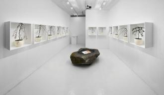 開廊30周年記念 馬文展 撮影:シュヴァーブ・トム