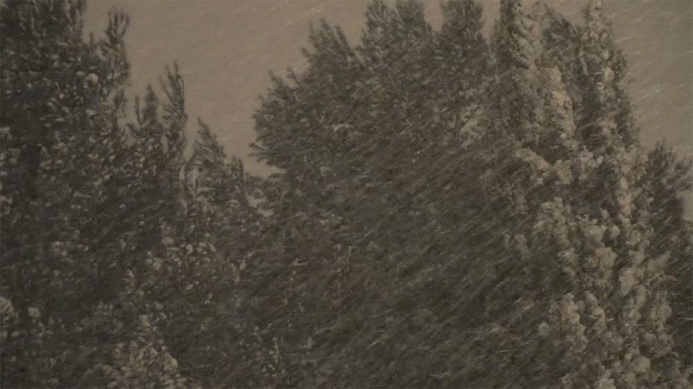 Piyarat Piyapongwiwat《Snowy Night》 http://www.tra-travel.art/co-mirroring1